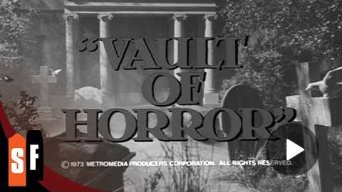 Vault of Horror (1973) - Official Trailer (HD)