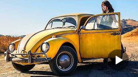 BUMBLEBEE Trailer TEASE (2018) New Transformers Movie