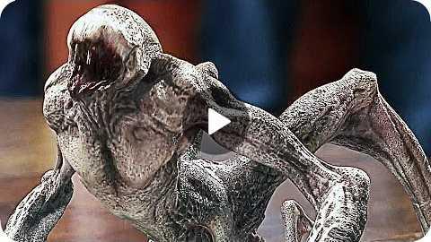 GREMLIN Trailer (2016) Horror Movie