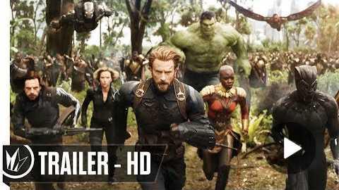Avengers: Infinity War Official Trailer #1 (2018) Robert Downey Jr. - Regal Cinemas [HD]