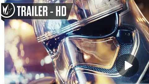 Star Wars: The Last Jedi Official Trailer 'Heroes' - Regal Cinemas [HD]