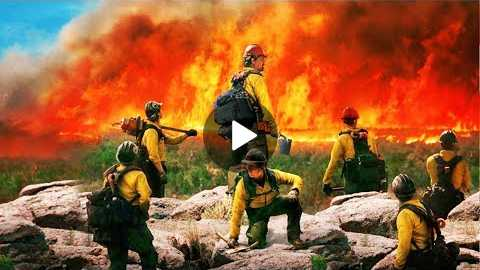 ONLY THE BRAVE Trailer Action (2017)
