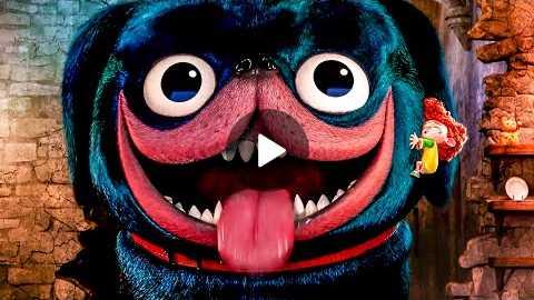 PUPPY: A HOTEL TRANSYLVANIA SHORT Trailer (2017)