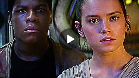 STAR WARS EPISODE 7 Trailer 3 (2015) The Force Awakens