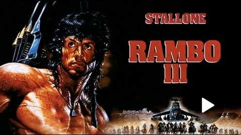 Official Trailer: Rambo III (1988)