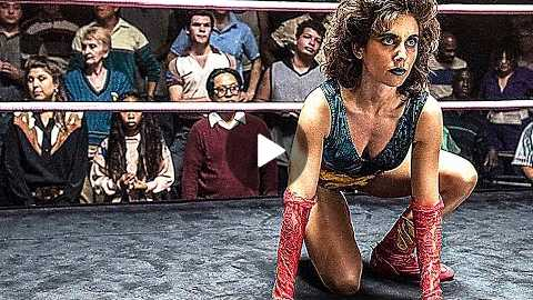 GLOW 'We Are Really Close' Trailer - NEW 2017 Netflix Series