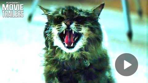 PET SEMATARY Final Trailer (Horror 2019) - Jason Clarke Movie
