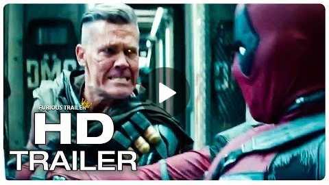 DEADPOOL 2 Wade Vs Cable Trailer (2018) Superhero Movie Trailer HD