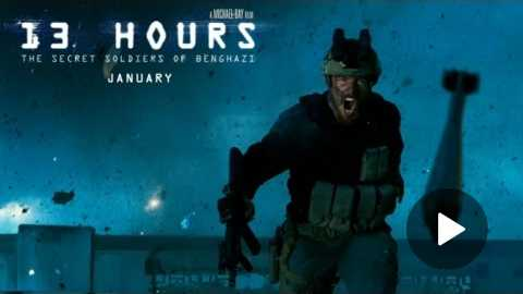 13 Hours: The Secret Soldiers of Benghazi - Trailer #2 RED BAND (2016) - Paramount Pictures