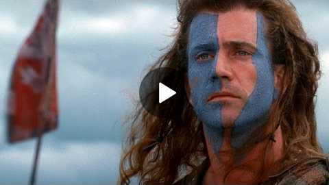 Official Trailer: Braveheart (1995)