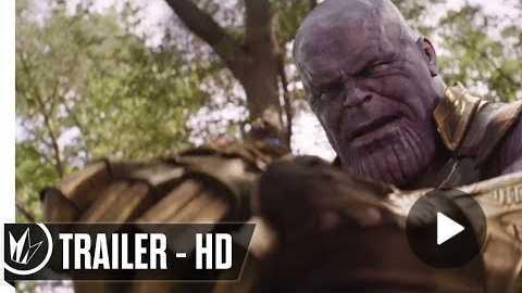 Avengers Infinity War Official Trailer #2 (2018) Robert Downey Jr. - Regal Cinemas [HD]