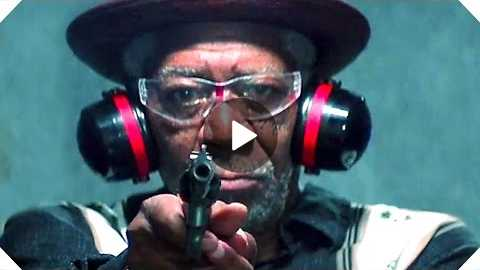 GOING IN STYLE Trailer (2017) Morgan Freeman Action Comedy Movie HD
