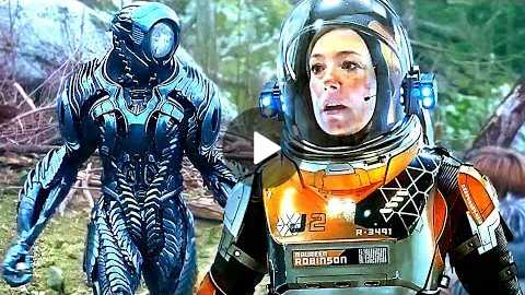 LOST IN SPACE Trailer (2018)