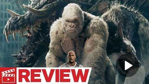 Rampage Review (2018)