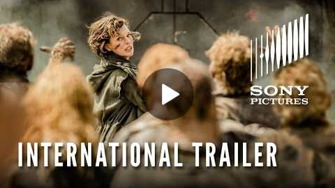 RESIDENT EVIL: THE FINAL CHAPTER - International Trailer #2 (HD)