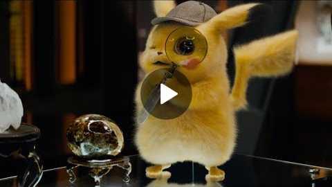 POKMON Detective Pikachu - Official Trailer 2