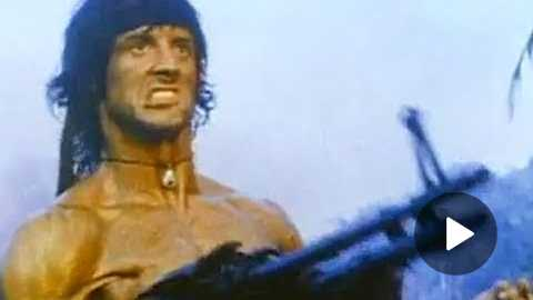 Rambo 2 (First Blood Part II) - Official Trailer
