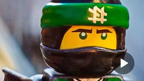 THE LEGO NINJAGO MOVIE Trailer #2 (2017) Comic-Con