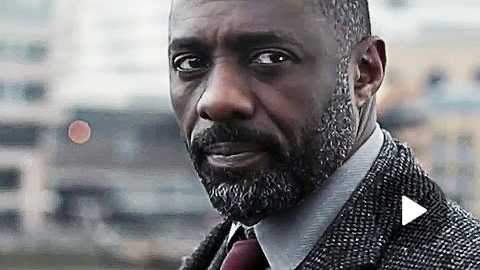LUTHER THE MOVIE Trailer (2015) Idris Elba BBCThriller