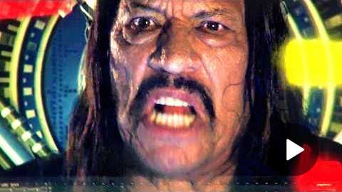 CARTEL 2045 Trailer (2018) Danny Trejo, Sci-Fi Action Movie