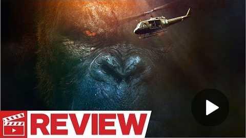 Kong: Skull Island (2017) Movie Review