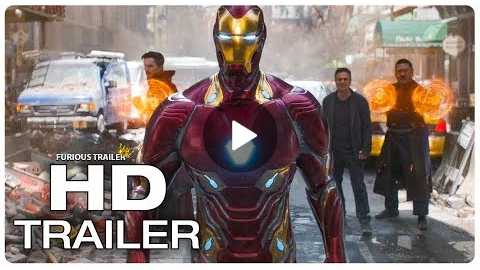 AVENGERS INFINITY WAR Defending New York Trailer (2018) Superhero Movie Trailer HD