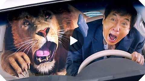KUNG FU YOGA (Jackie Chan Comedy, 2017) - TRAILER