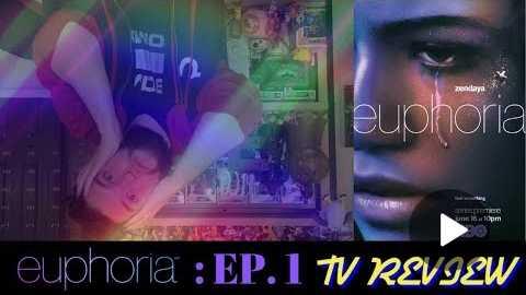Euphoria (HBO): Episode 1 - TV Review