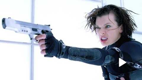 Resident Evil Retribution - Official Trailer (HD) Milla Jovovich