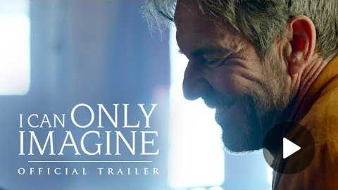 I Can Only Imagine Official Trailer | In theaters March 16