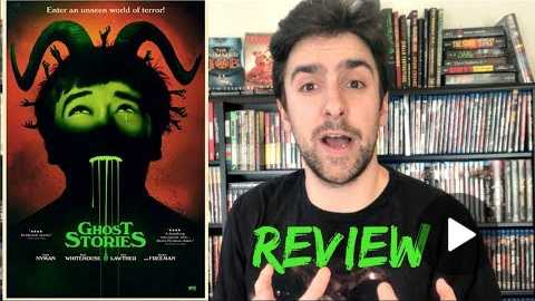 GHOST STORIES (2018) New Horror Movie Review