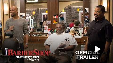 Barbershop: The Next Cut - Official Trailer 2 [HD]