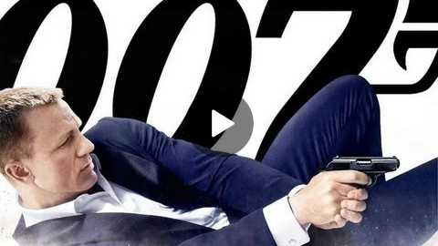 SKYFALL ( 2012 Daniel Craig ) Action movie review & James Bond 007 Discussion