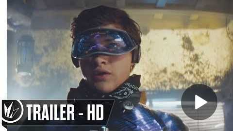Ready Player One Official Trailer #2 (2018) - Regal Cinemas [HD]