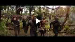 AVENGERS INFINITY WAR International Trailer