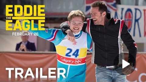 Eddie the Eagle | Official Trailer [HD] | 20th Century FOX