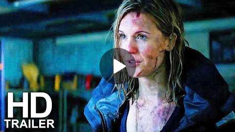 THE HURRICANE HEIST Official Trailer (2018) Toby Kebbell, Maggie Grace Action Movie HD