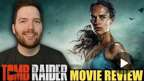 Tomb Raider - Movie Review