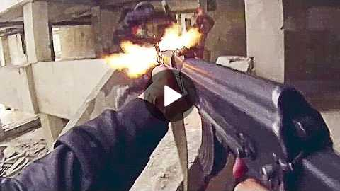 HARDCORE Trailer (2015) POV First Person Shooter Movie