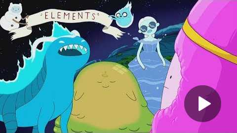 Elements Miniseries Megareview (Adventure Time S9E29)