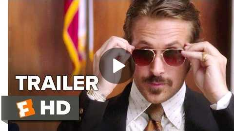 The Nice Guys Official Trailer #3 (2016) - Ryan Gosling, Russell Crowe Movie HD