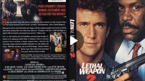 Lethal Weapon 2 (1989) Movie Review Part 2 of 2