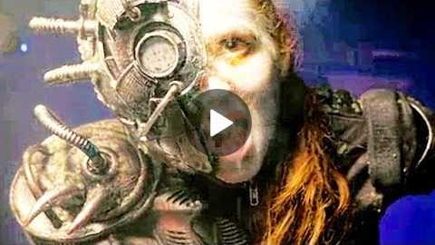 SHEBORG Trailer (2018) Sci-Fi, Thriller