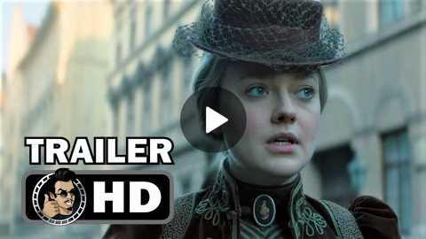 THE ALIENIST Official Trailer (2017) Dakota Fanning TNT Drama Series (HD)
