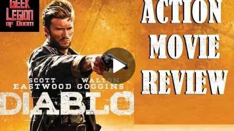 DIABLO ( 2016 Scott Eastwood ) Western Action Movie Review