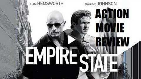 EMPIRE STATE ( 2013 Dwayne Johnson ) Action Movie Review