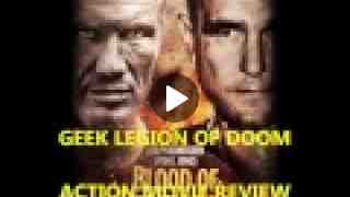 BLOOD OF REDEMPTION ( 2013 Dolph Lundgren ) Action Movie Review