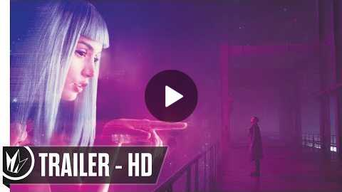 Blade Runner 2049 Official Trailer #4 (2017) Harrison Ford, Ryan Gosling - Regal Cinemas [HD]