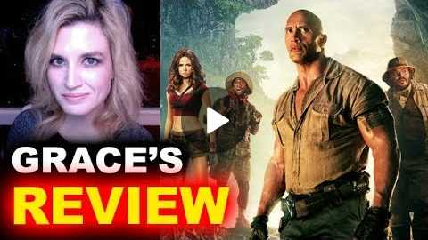 Jumanji Movie Review 2017