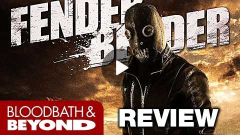 Fender Bender (2016) - Horror Movie Review